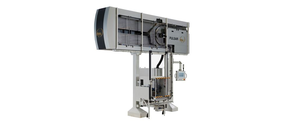 Filter rod buffering machine Pulsar
