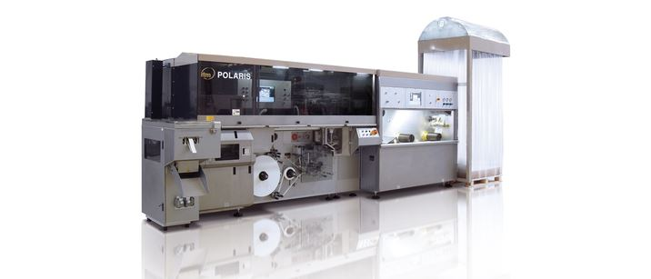 Polaris C: Flexible filter making machine, able to make filters with additives