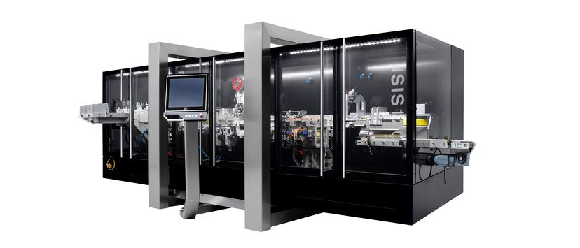 Flexible high-speed pouch packing machine Isis