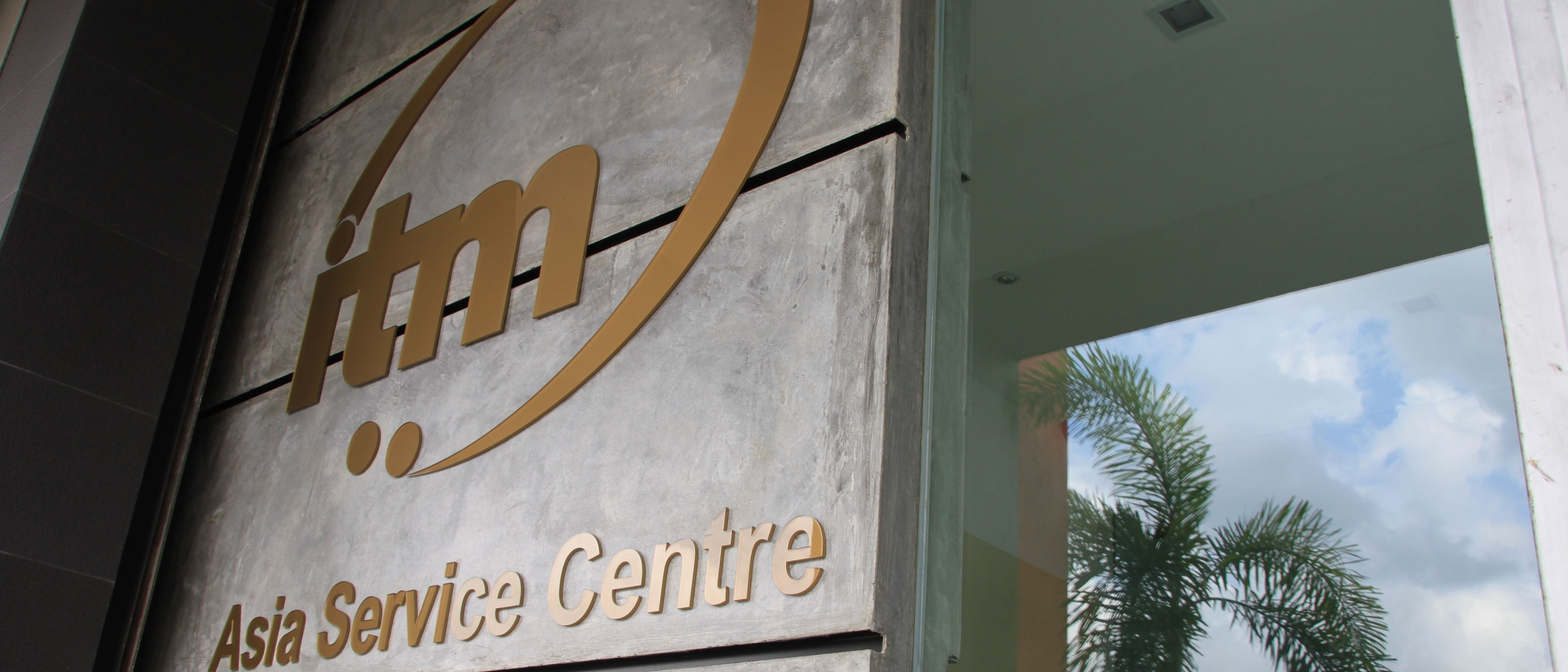 ITM opens Asia service centre