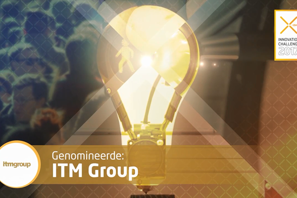 ITMGroup proud about nomination Cross-over Challenge Region Zwolle